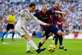 Real Madrid - FC Barcelona (2014. 10. 25.)