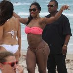 Serena Williams bikiniben
