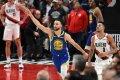 NBA: hosszabbításba torkolt a címvédő söprése - videó