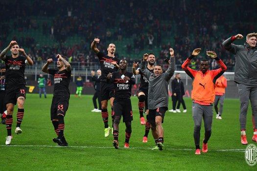 Fordított a Milan a Verona ellen