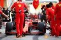 Eddig dominál a Ferrari Bahreinben