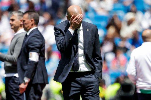 Zidane úgy fejezte be a szezont, ahogy Lopetegui elkezdte