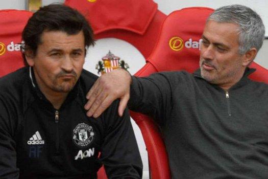 Nem egyeztetett Mourinhoval asszisztense