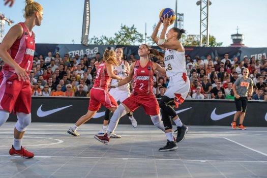 Női kosár 3×3-vb – Ezekkel a csapatokkal találkozik a magyar válogatott