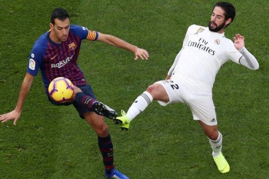 A Real számára szörnyű időpontban lesz az El Clásico