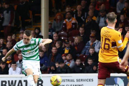 A Motherwell elleni győzelemmel hangolt a Celtic a Ferencvárosra