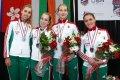 Elődöntős a magyar női kardválogatott Düsseldorfban!