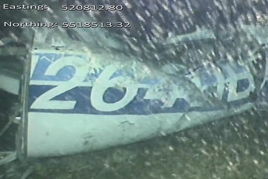 PL: felszínre hozták a lezuhant repülőgépben talált holttestet