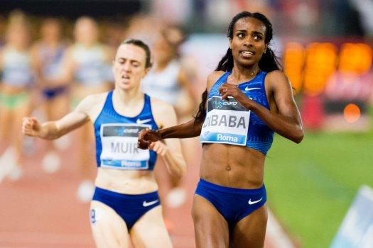Két etióp is a világ idei legjobbját érte el a Gyémánt Ligában