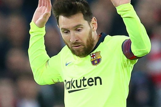 Lassan nem lesz már mit meghódítania: Messi újabb csúcson