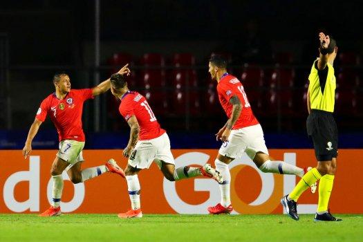 A címvédő átgázolt Japánon a Copa Américán – VIDEÓ