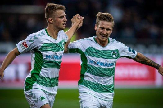 A statisztikák a Greuther Fürth kiesését jósolják