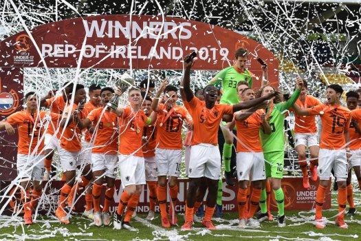 Ismét Európa csúcsán a holland utánpótlás
