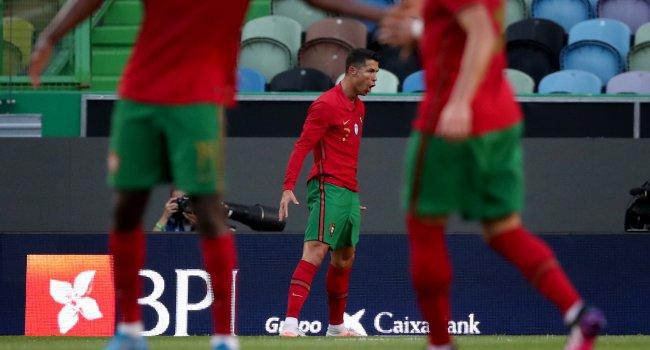 Ronaldo: A legfontosabb, hogy jól kezdjünk és megverjük a magyarokat