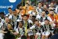 Nem akárki sétált be a Juventus öltözőjébe a kupadöntő után