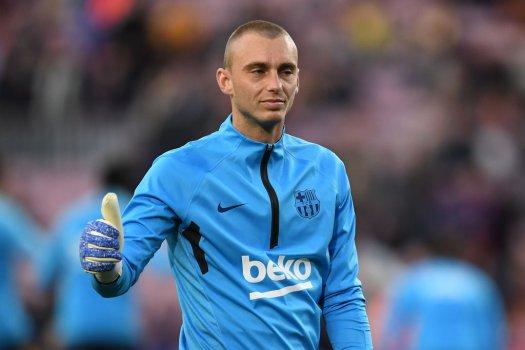 A Manchester is bejelentkezett a Barca kapusáért