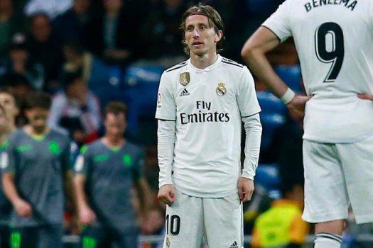 Kölcsöncsatár érkezik a Realhoz, de Modric eligazol?
