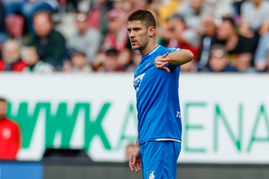 Közel a megegyezés a Hoffenheim támadójával