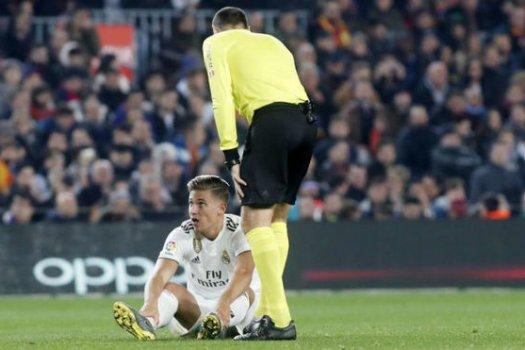 Súlyos az El Clásicón megsérülő Real-játékos sérülése
