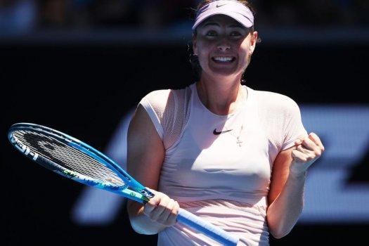 Australian Open - Nadal és Sarapova is túl az első körön
