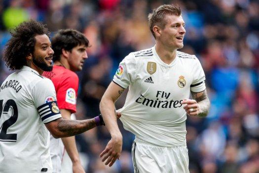 Kroos hosszabbított a Real Madriddal