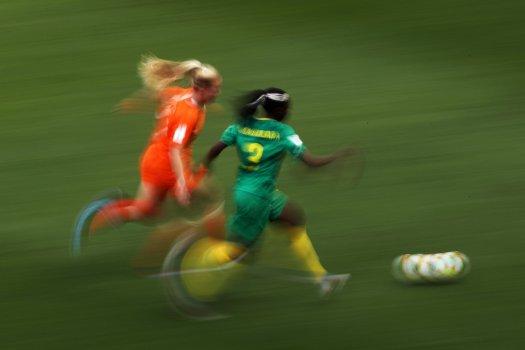 Hollandia megint menetelt a női foci világbajnokságon