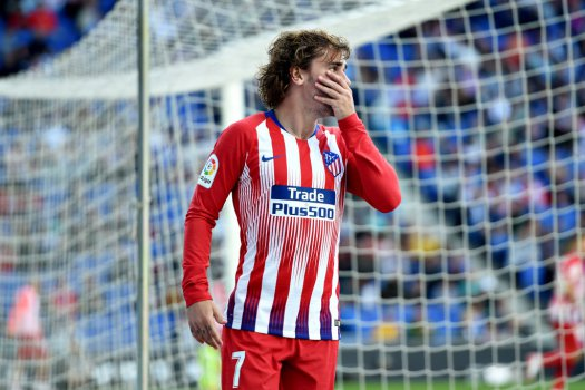 Egyértelmű nem a Barca játékosaitól Griezmannra