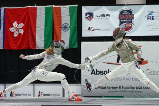 Megvan az első magyar érem a vívó Európa-bajnokságon