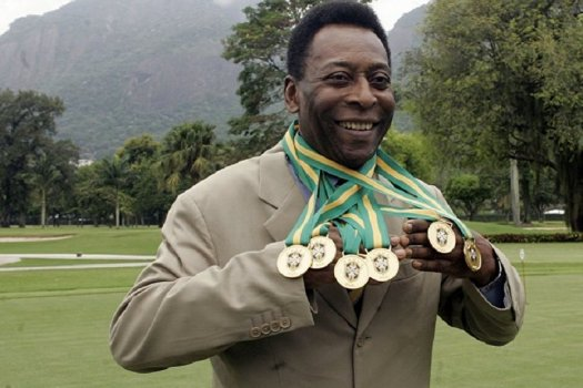 Pelé megmondta, ki lehet a következő Pelé