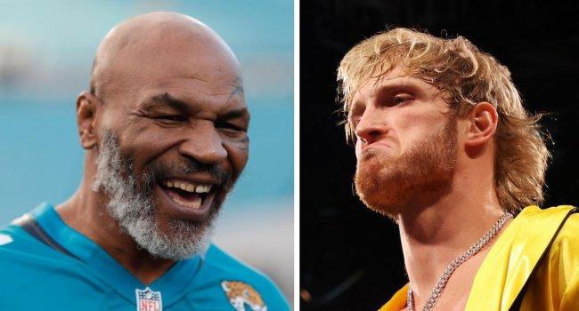Logan Paul ellen lép ringbe Mike Tyson?