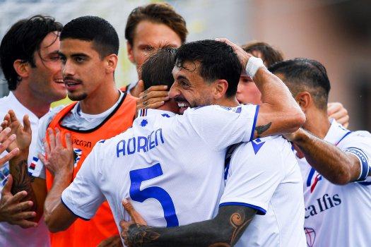Megvan a Sampdoria első győzelme