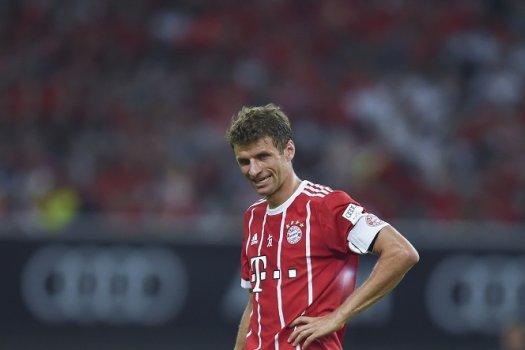 Thomas Müller lemaradt a BL-fordulóról