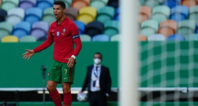 Ronaldo: Úgy vagyok ezzel az Eb-vel, mint amikor először léphettem pályára