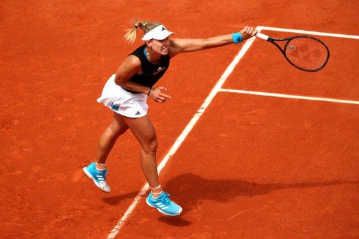 Gyorsan búcsúzott a volt női világelső a Roland Garrosról