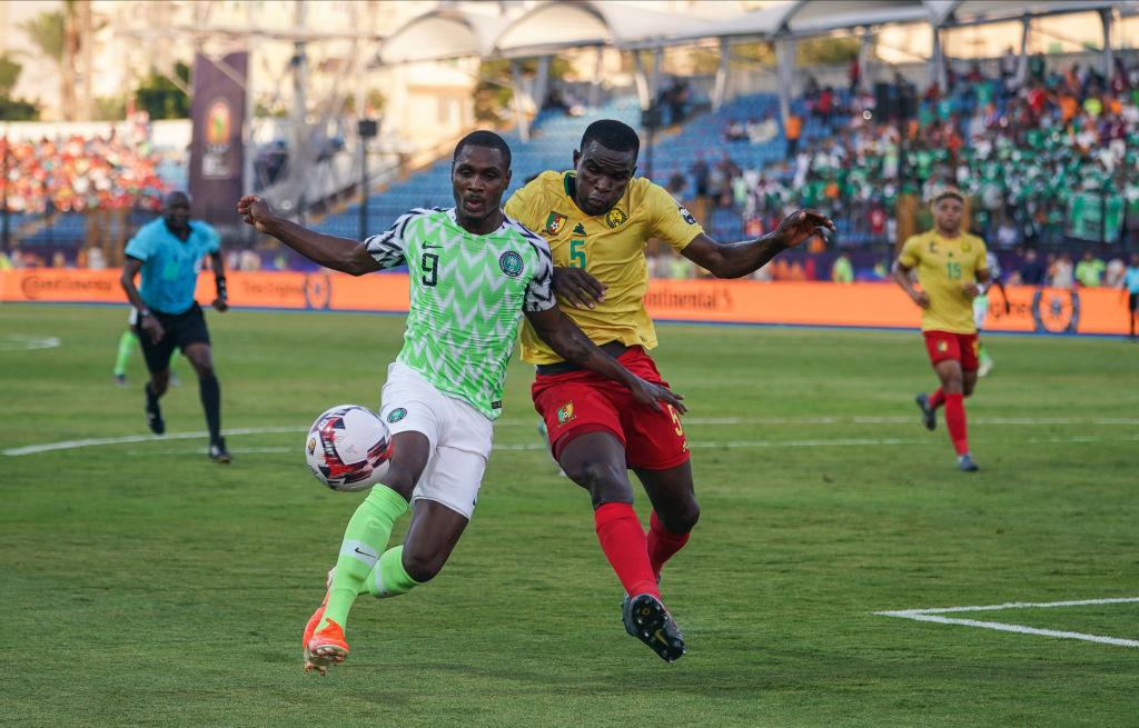 meccsek Nigériában