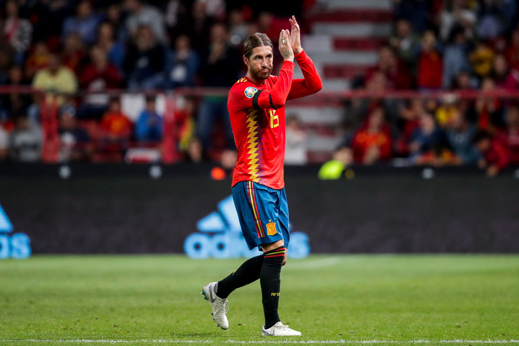 Sergio Ramos megdöntheti Casillas rekordját (David S. Bustamante/Soccrates/Getty Images)